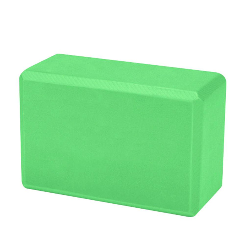Buy TnP Accessories Foam Yoga Brick Block Green