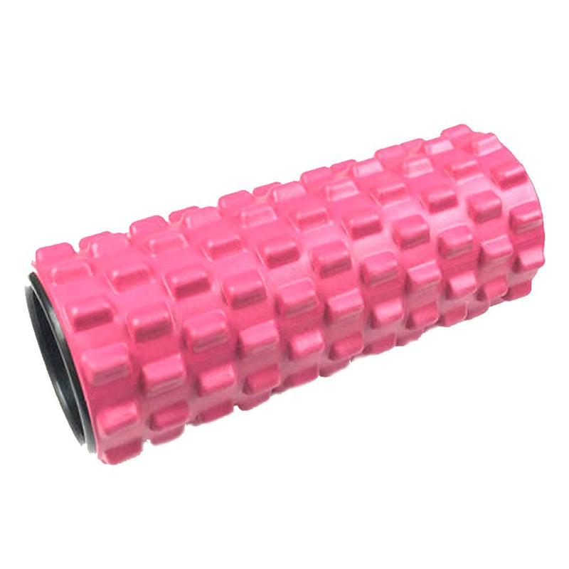 Buy TnP Accessories® Hollow Foam Roller with Grid Massage Point - Rose Red