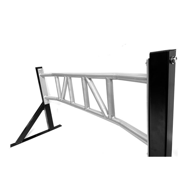 Buy TnP Accessories Wall Mount Pull Up Bar Black/Silver