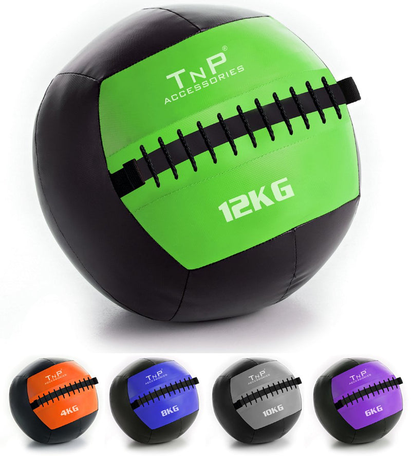 Buy TnP Accessories® TnP Sports Strength Wall Balls 12KG