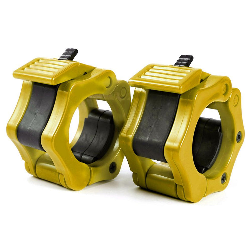 "Buy TnP Accessories Jaw Lock Collar - 2"" Yellow"