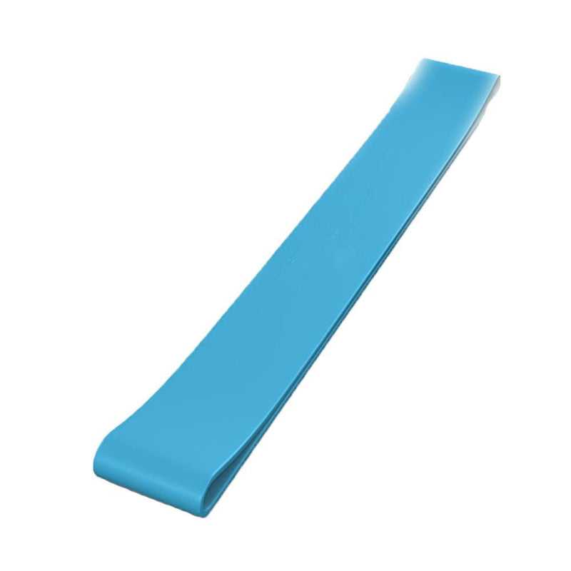 Buy Latex Resistance Bands 500*50*0.6mm Light Blue