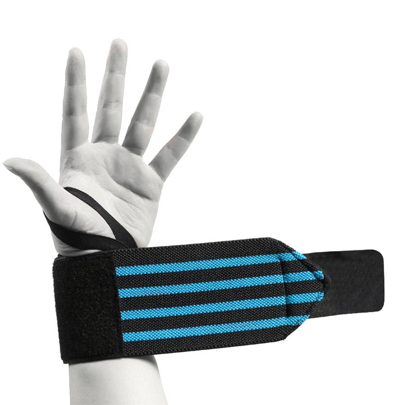 Buy Wrist Wrap 18 Inch - Sky Blue