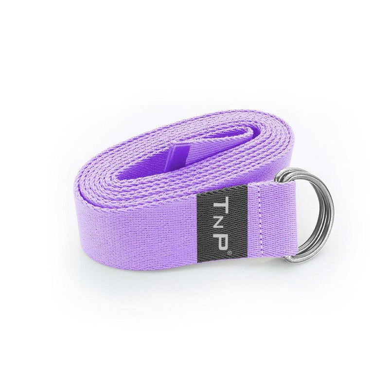 Buy Yoga Straps 190cm - Purple