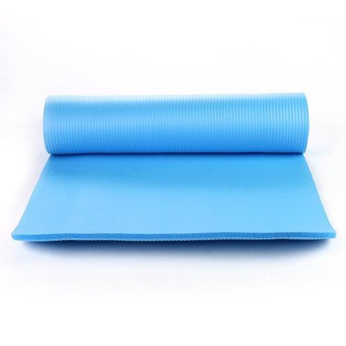 Buy TnP Accessories® NBR Foam Yoga Mat 15mm Thick Sky Blue