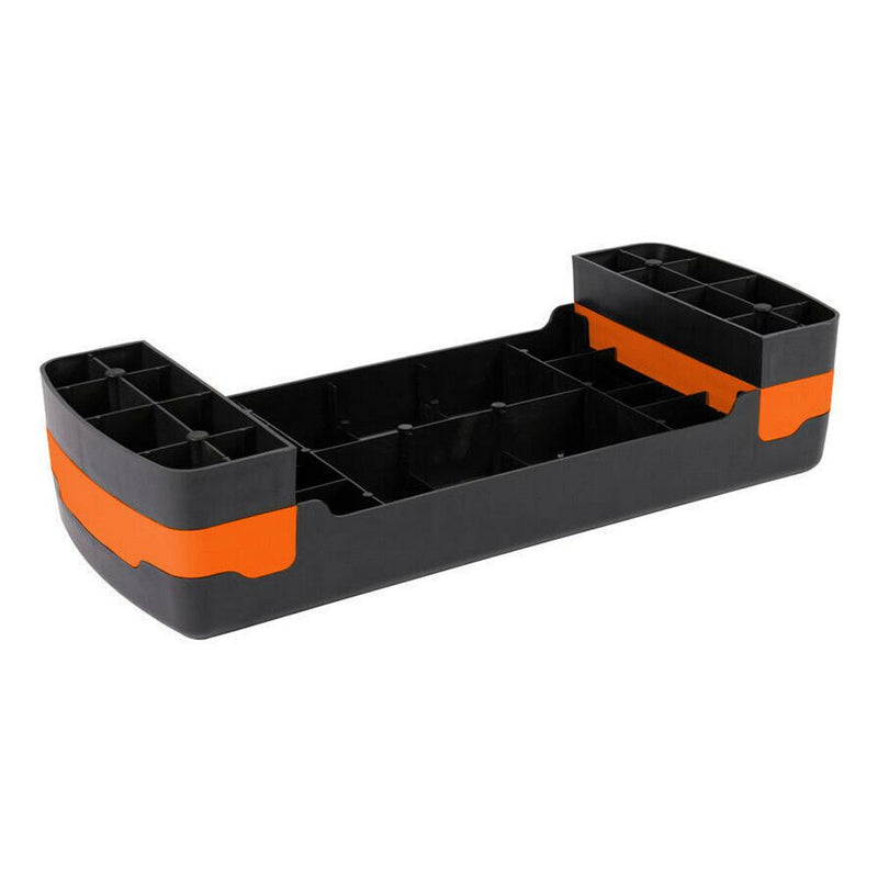 Buy TnP Accessories® Adjustable 2 Level Fitness Stepper - 68cm Orange