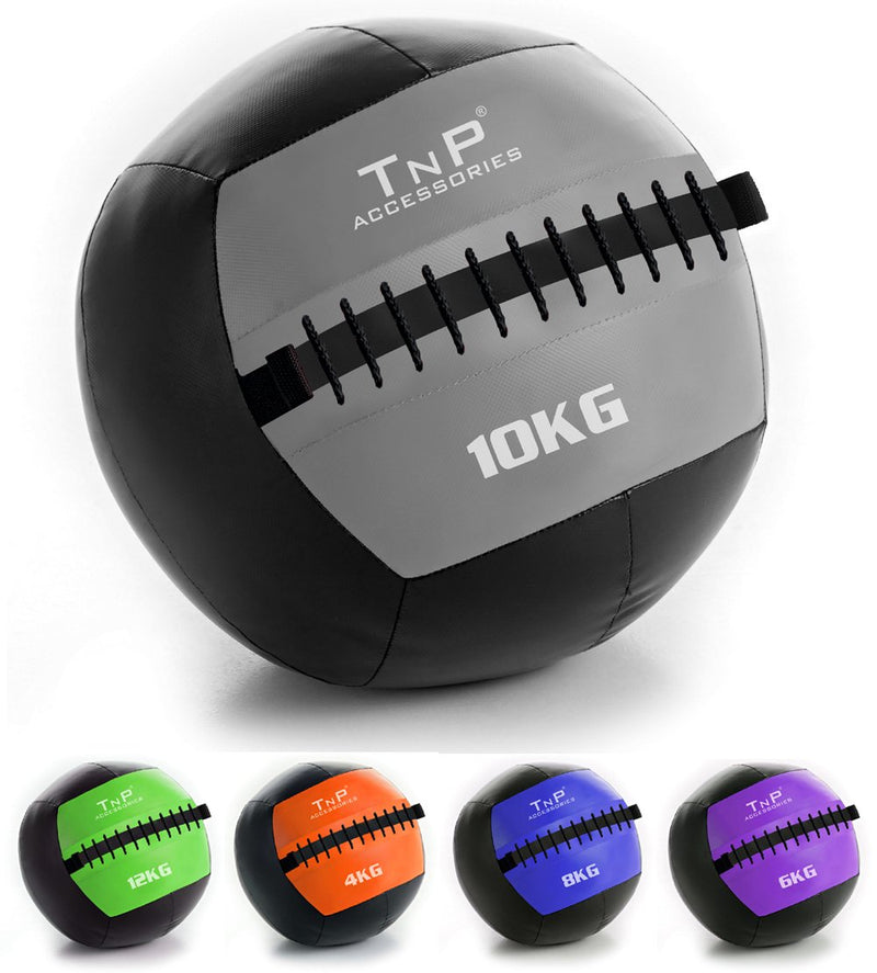 Buy TnP Sports Strength Wall Balls 10KG