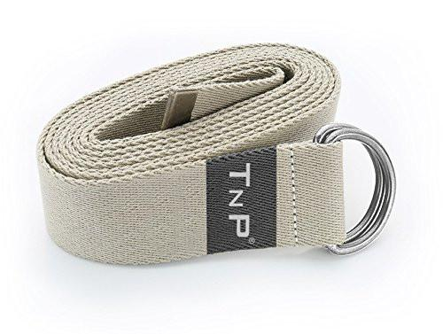 Buy TnP Accessories Yoga Straps 190cm - Light Khakhi
