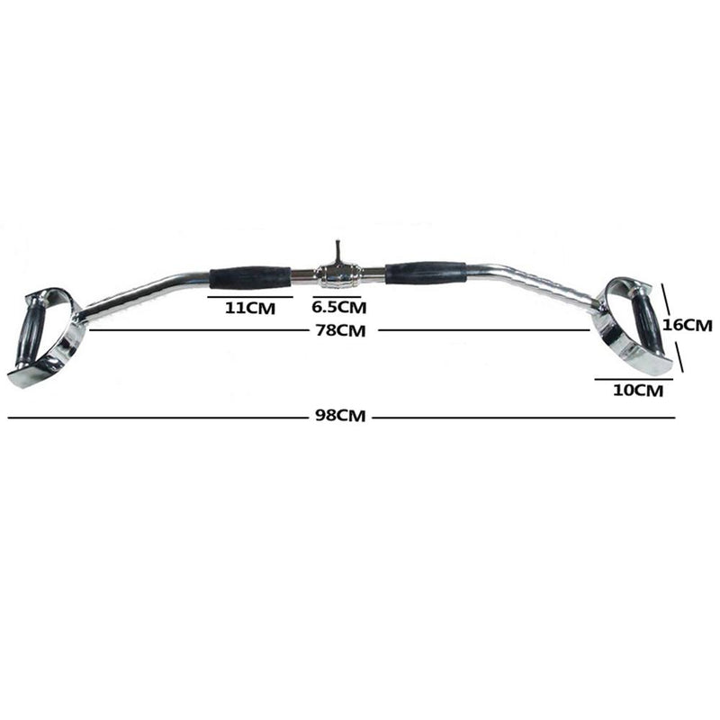 Buy Lat Bar - 38'' Chrome