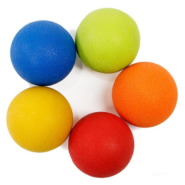Buy TnP Accessories® Lacrosse Massage Ball release muscle knots Orange