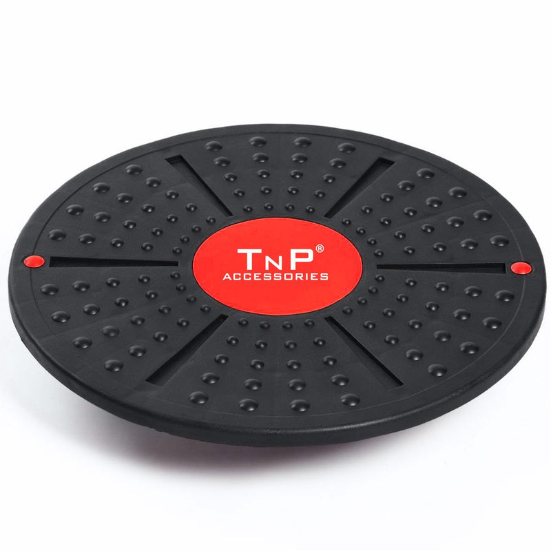 Buy TnP Accessories® TnP Fitness Wobble Balance Board Rehabilitation Exercis