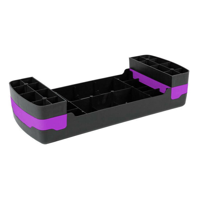 Buy TnP Accessories® Adjustable 2 Level Fitness Stepper - 68cm Purple