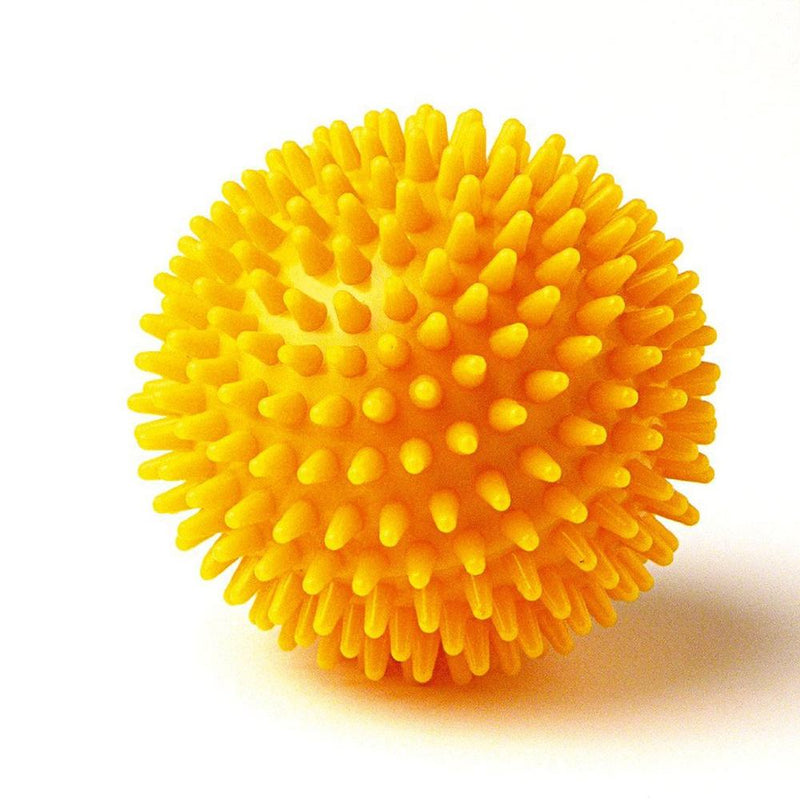 Buy TnP Accessories® Spiky Massage Ball Loosen Tight Muscle Yellow 7.5cm