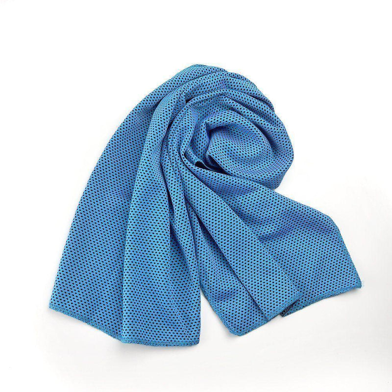 Buy TnP Accessories® Cooling Towel Instant ICE Cold V2 - Blue