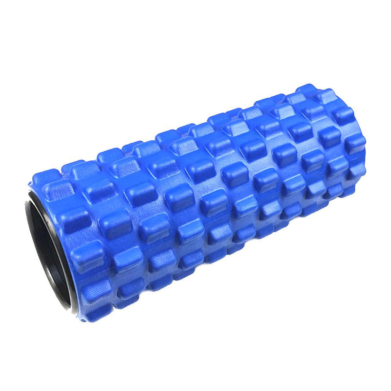 Buy TnP Accessories Hollow Foam Roller with Grid Massage Point - Blue