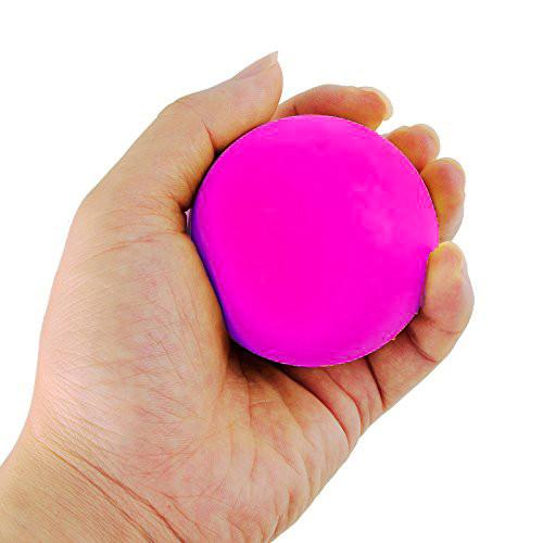 Buy Lacrosse Massage Ball - Pink