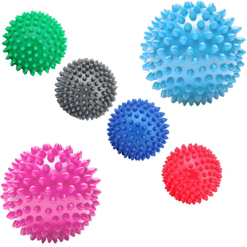 Buy Spiky Massage Ball - Purple 9cm