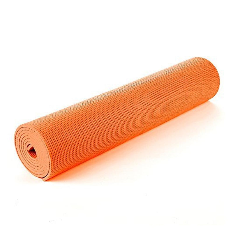 Buy TnP Accessories® 6mm Yoga Mats Soft Non Slip Exercise Mat - Orange