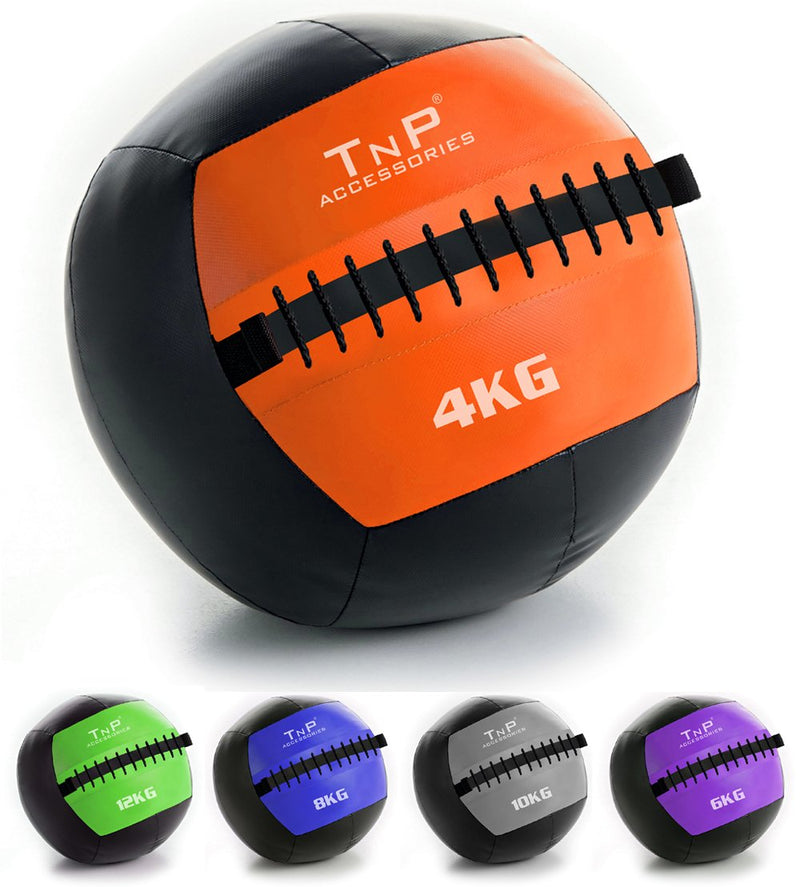 Buy TnP Sports Strength Wall Balls 4kg