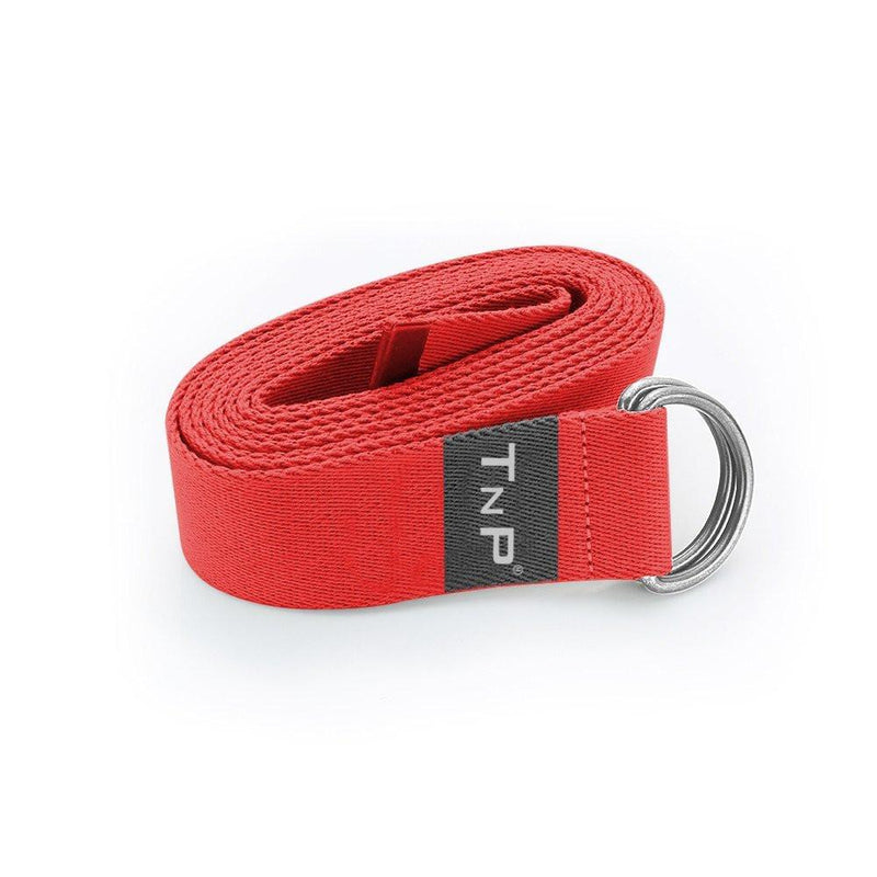 Buy TnP Accessories® Yoga Straps 190cm - Red
