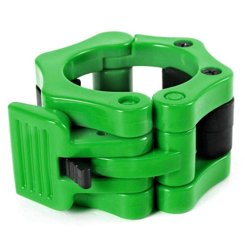 "Buy Jaw Lock Collar - 1"" Green"