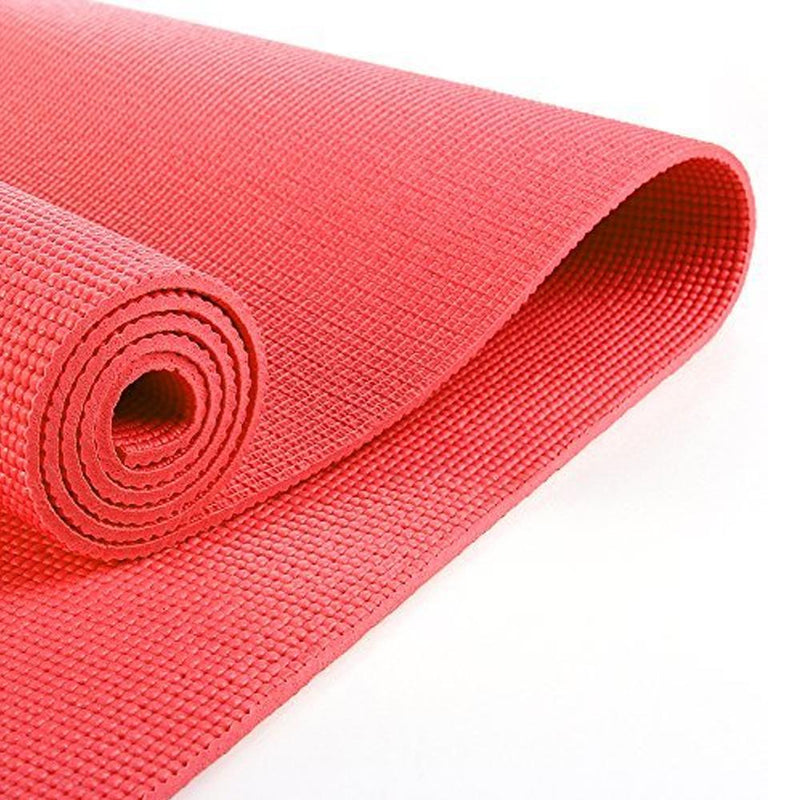 Buy TnP Accessories® 6mm Yoga Mats Soft Non Slip Exercise Mat - Red