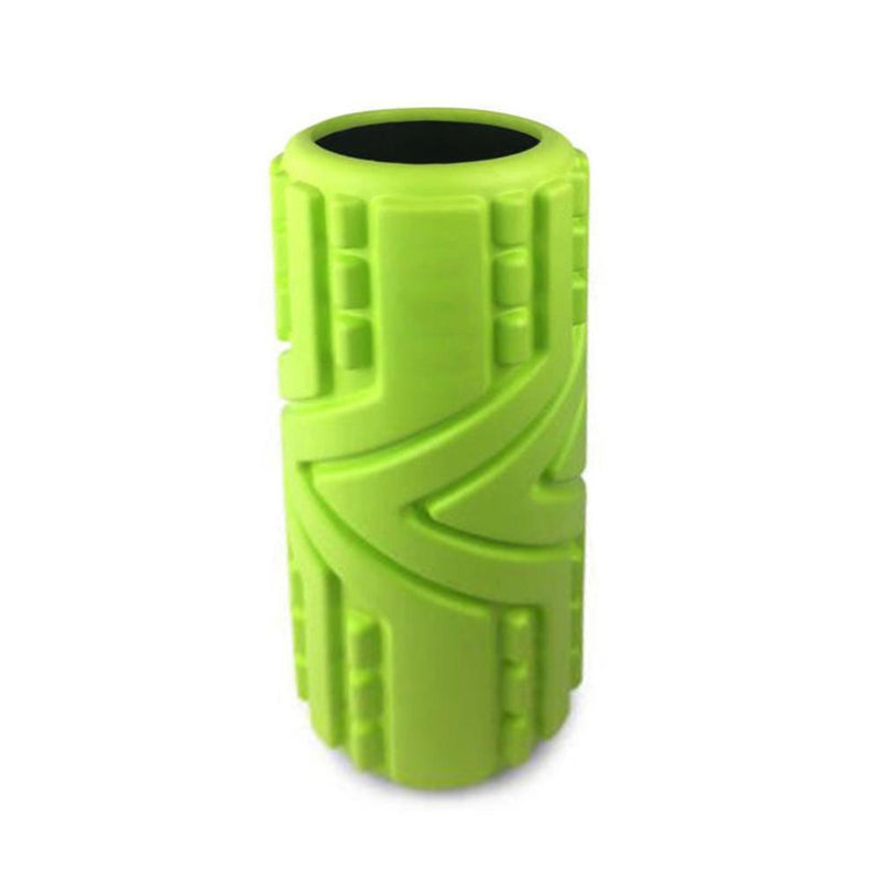 Buy Hollow Foam Roller Higher and Stronger Density - Neon Light Green
