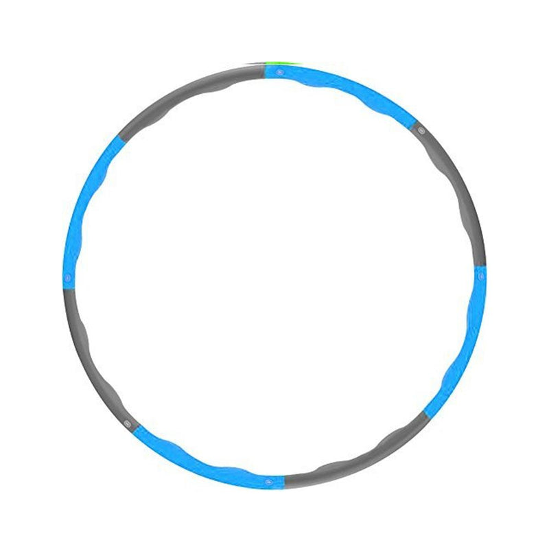 Buy TnP Accessories Foam Padded Weighted Hula Hoop - Light Blue