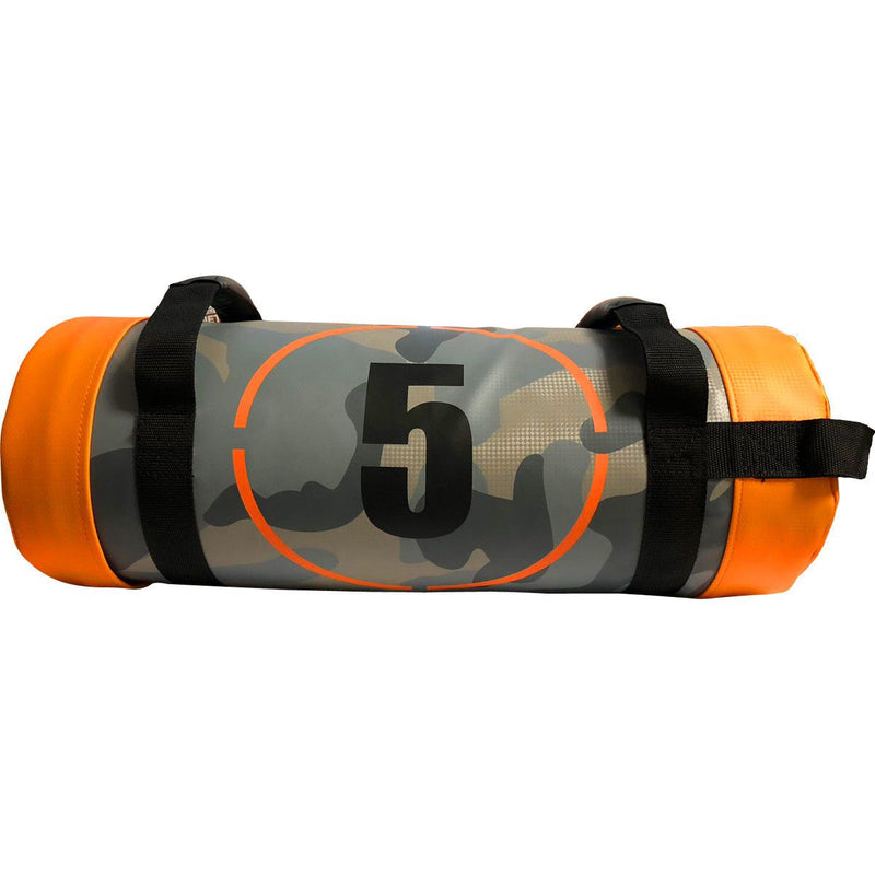 Buy Power Bag Orange Camo - 5Kg
