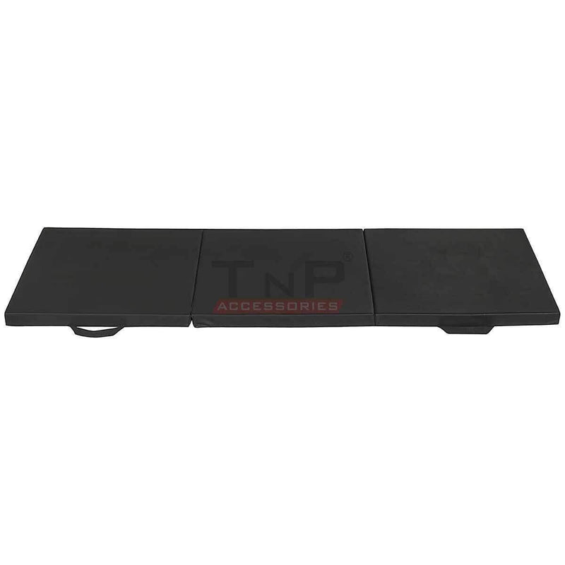 Buy Tri-Fold Exercise Mat 5cm Thick - Black