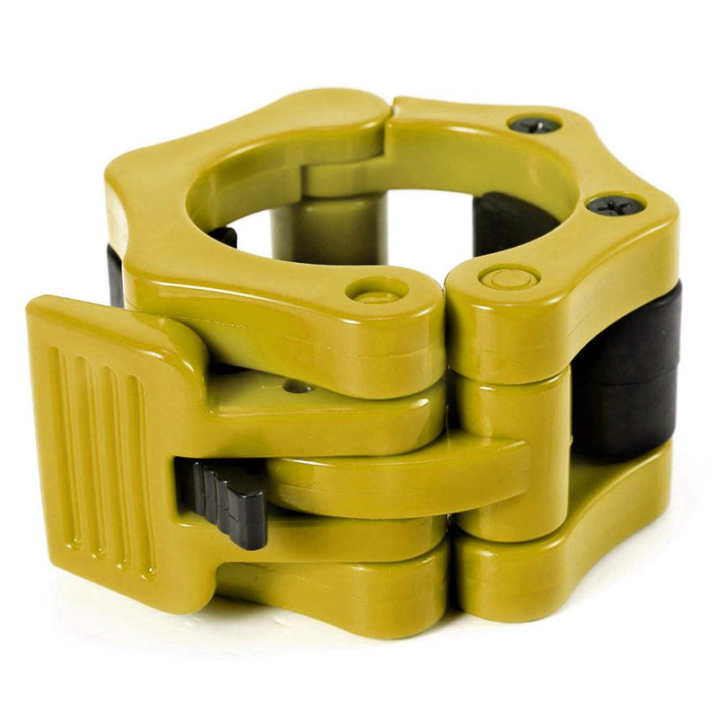"Buy Jaw Lock Collar - 1"" Yellow"