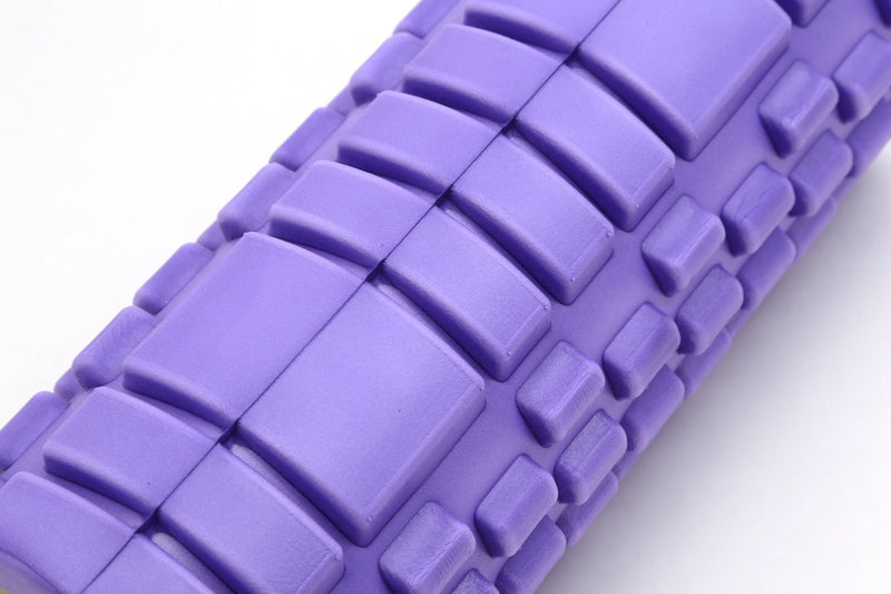 Buy TnP Accessories® Foam Roller Yoga Pilates Massage Purple