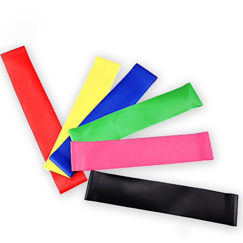 Buy TnP Accessories Latex Resistance Bands 600*50*1.5mm Black