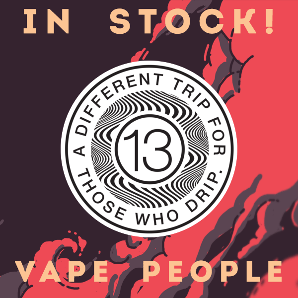 13th Floor Elevapors eliquids in 10ml TPD-compliant bottles in stock!