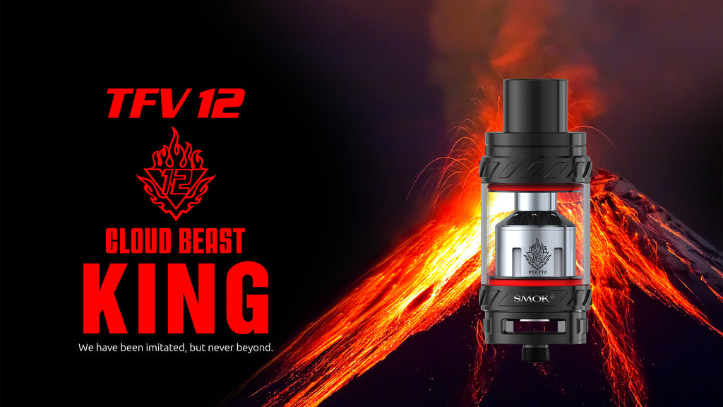 SMOK TFV12 Cloud Beast King has arrived!