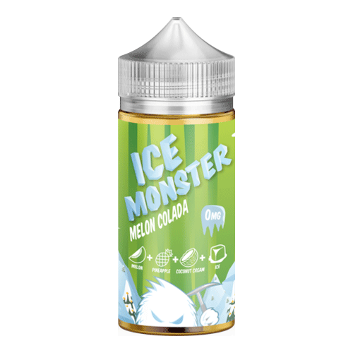Ice Monster - (0mg, 1.5mg, 3mg, 6mg) - 75%VG, 100ml Shortfill