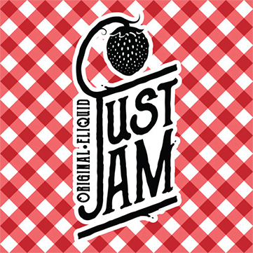 Just Jam e-liquids (3mg, 6mg) - 80%VG, 10ml
