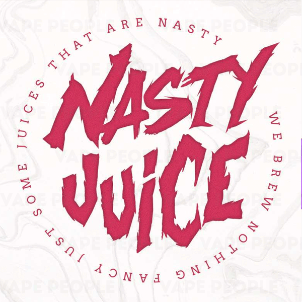 Nasty Juice e-liquids (0mg, 3mg, 6mg) - 70%VG, 10ml, 50ml