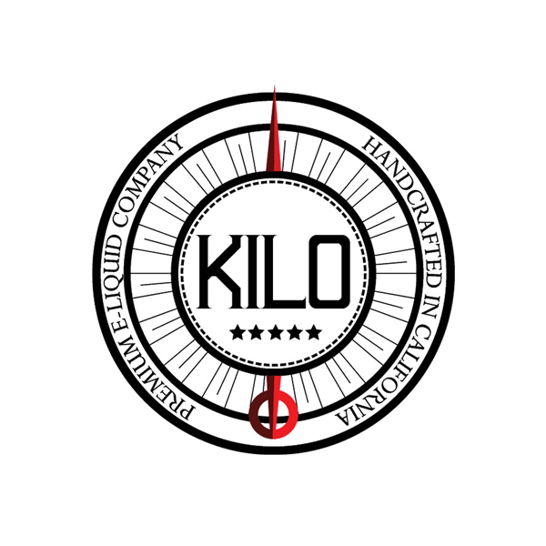 Kilo e-liquids (0mg, 3mg, 6mg) - 70%VG, 50ml Shortfills