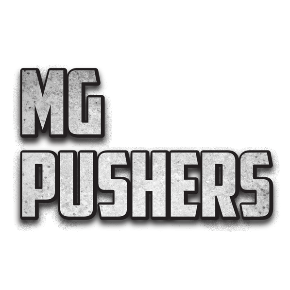MG Pushers (0mg, 1.5mg, 3mg, 6mg) - 70%VG, 100ml Shortfills