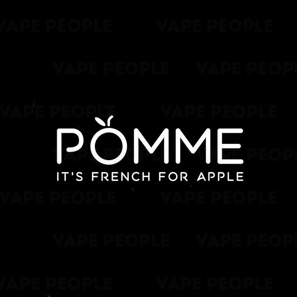 Pomme e-liquids (0mg, 3mg) - 70%VG, 50ml Shortfills