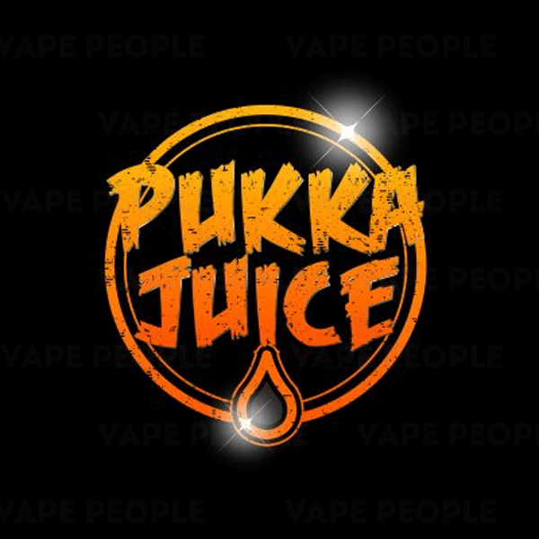 Pukka Juice vape liquids (0mg, 3mg, 6mg) - 70%VG, 50ml Shortfills