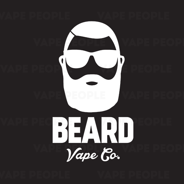 Beard Vape Series (0mg, 3mg, 6mg) - 60%VG-70%VG, 50ml