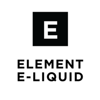Element e-liquids- (0mg, 3mg, 6mg) - 75%-80%VG, 10ml