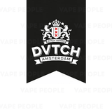 DVTCH AMSTERDAM e-liquids (0mg, 3mg) - 85%VG, 50ml Shortfill