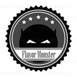 Flavor Monster e-liquids (0mg, 3mg) - 80%VG, 60ml - Vape People