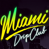 Miami Drip Club (0mg, 3mg) - 70%VG, 50ml Shortfill
