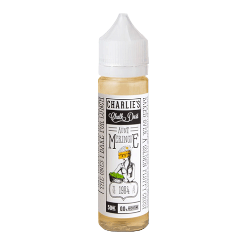 Aunt Meringue vape liquid by Mr Meringue - 50ml Short Fill - Buy UK