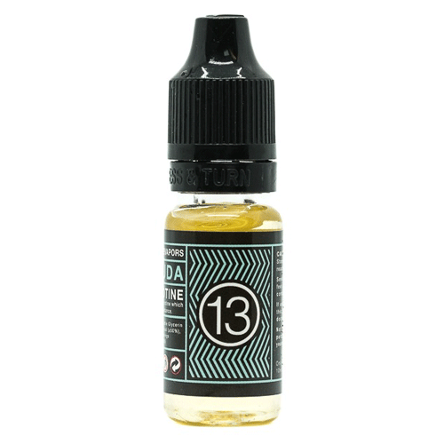Bermuda vape liquid by 13th Floor Elevapors - 10ml, 4 x 10ml - eJuice