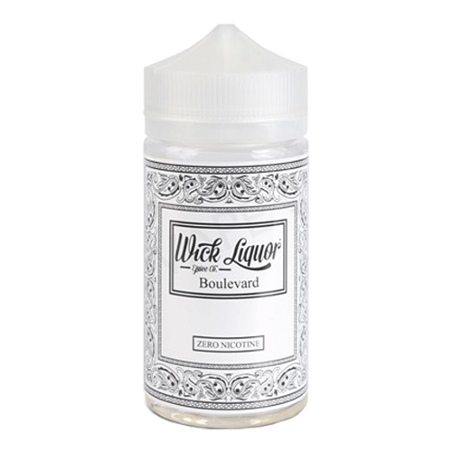 Boulevard Juggernaut vape liquid by Wick Liquor - 150ml Short Fill - Buy UK